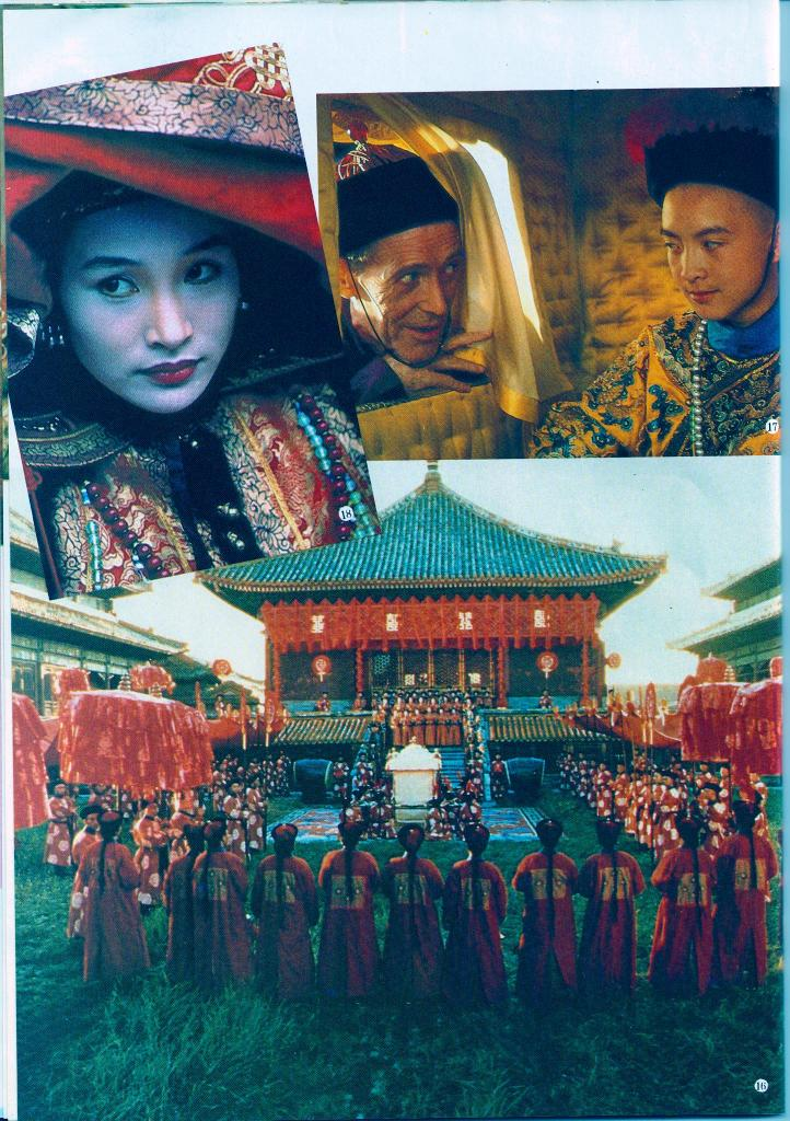 The Last Emperor Wedding