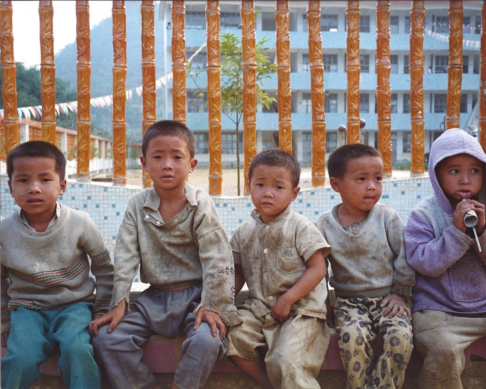 Children who need help