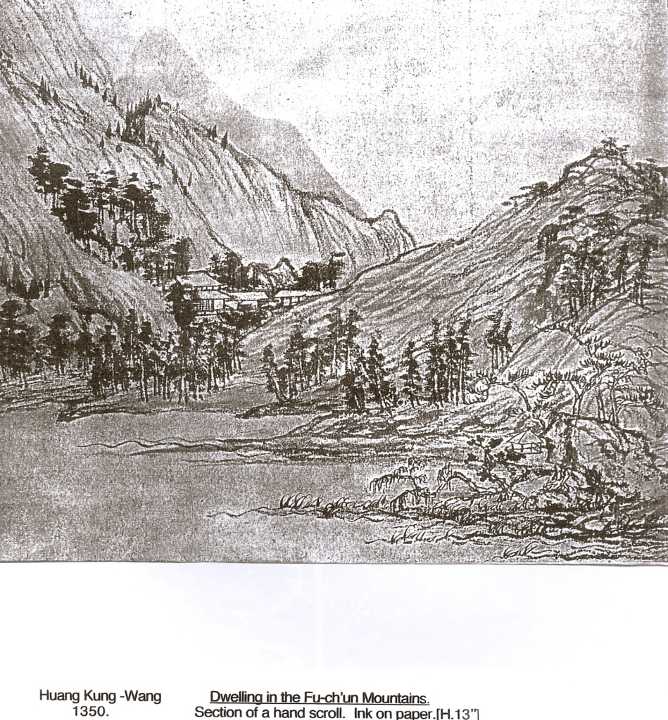 'Dwelling in the 'Fu-ch'un 'Mountains